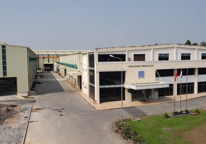 ソルテックベトナム第二工場